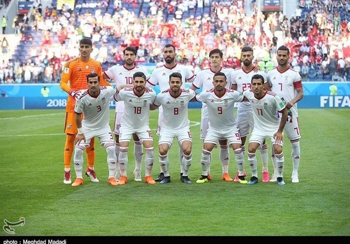 جام جهانی ۲۰۱۸  ترکیب ایران برای دیدار با پرتغال مشخص شد
