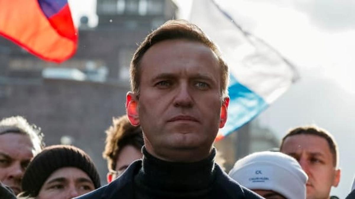 الکسی ناوالنی از پایان اعتصاب غذای خود خبر داد