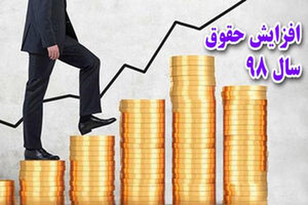 اختلاف دولت و مجلس بر سر افزایش حقوق ۹۸