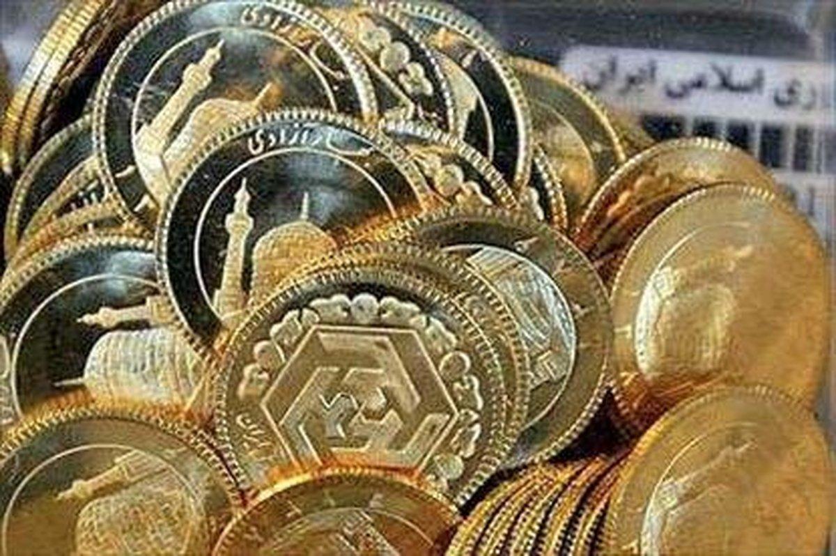 سکه ۱۲ هزار تومان گران شد