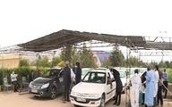 اولین مرکز تجمیعی خودرویی برای واکسیناسیون درتهران