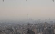 علت آلودگی هوای تهران در نخستین روزهای پاییز