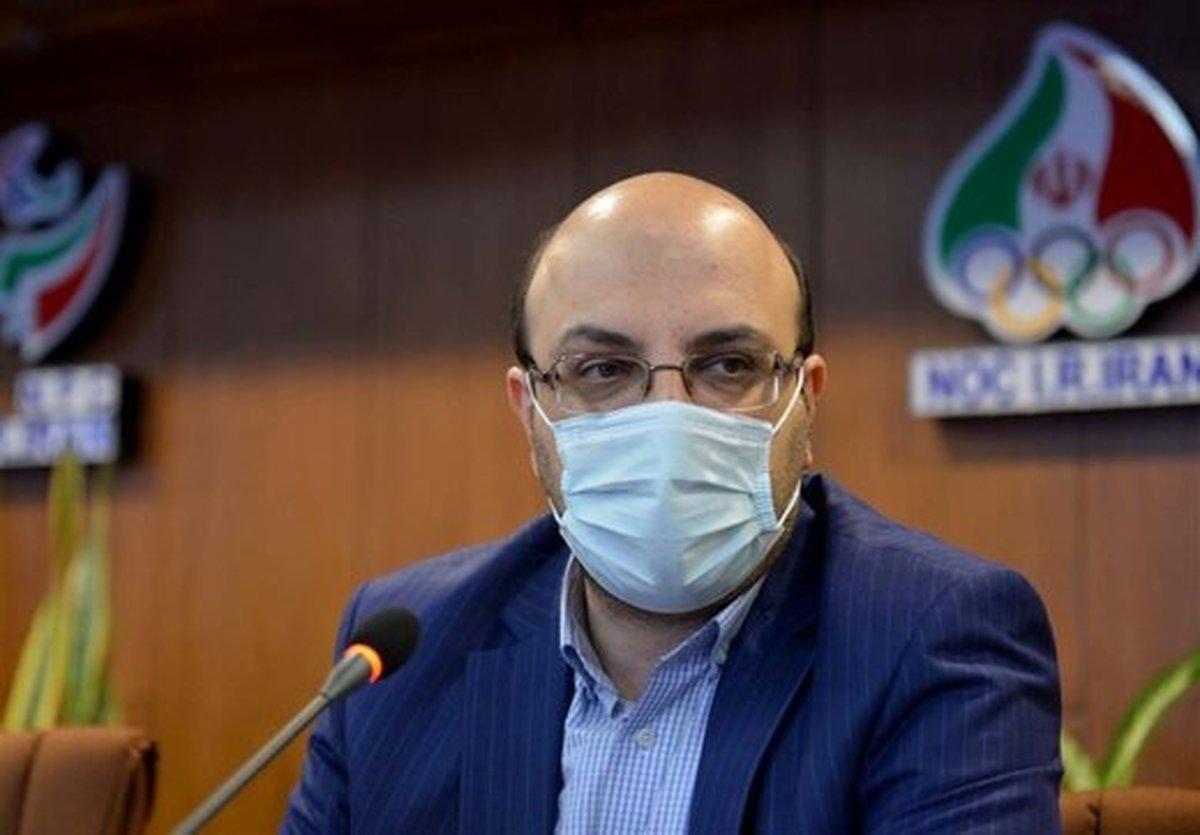 علینژاد: بازنشسته ها نمیتوانند رئیس فدراسیون فوتبال شوند