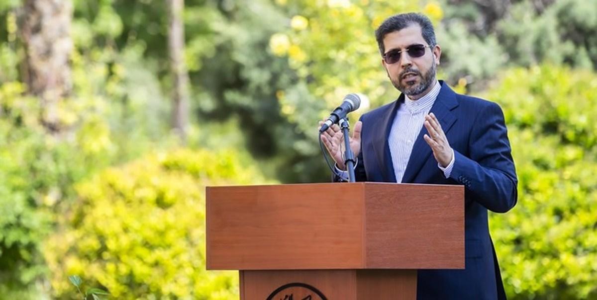 سفر گروسی در چارچوب مراودات فنی معمول بین ایران و آژانس انجام میشود