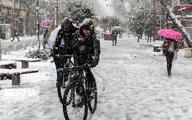 هشدار سازمان هواشناسی: بارش برف و باران شدید در بیشتر استانها در راه است