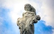 بزرگترین مجسمه ایران کجاست؟