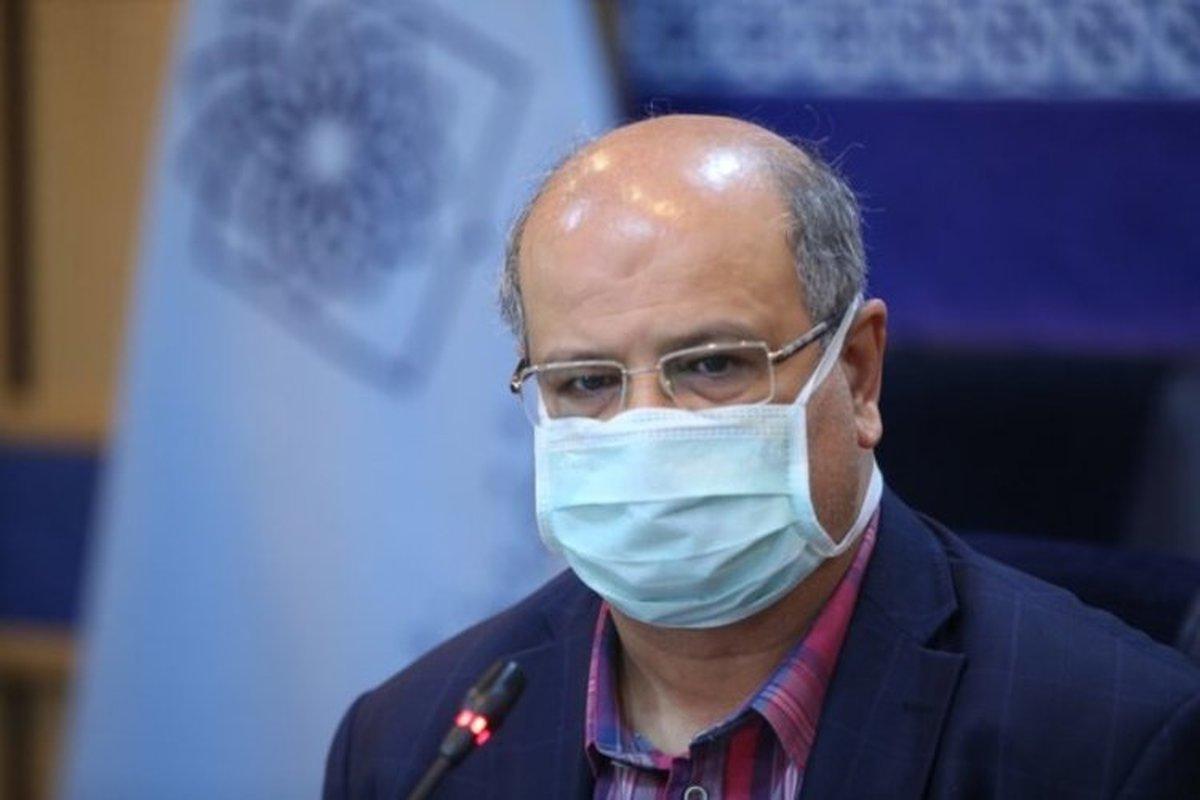 بستریهای تهران از مرز ۸ هزار بیمار عبور کرد