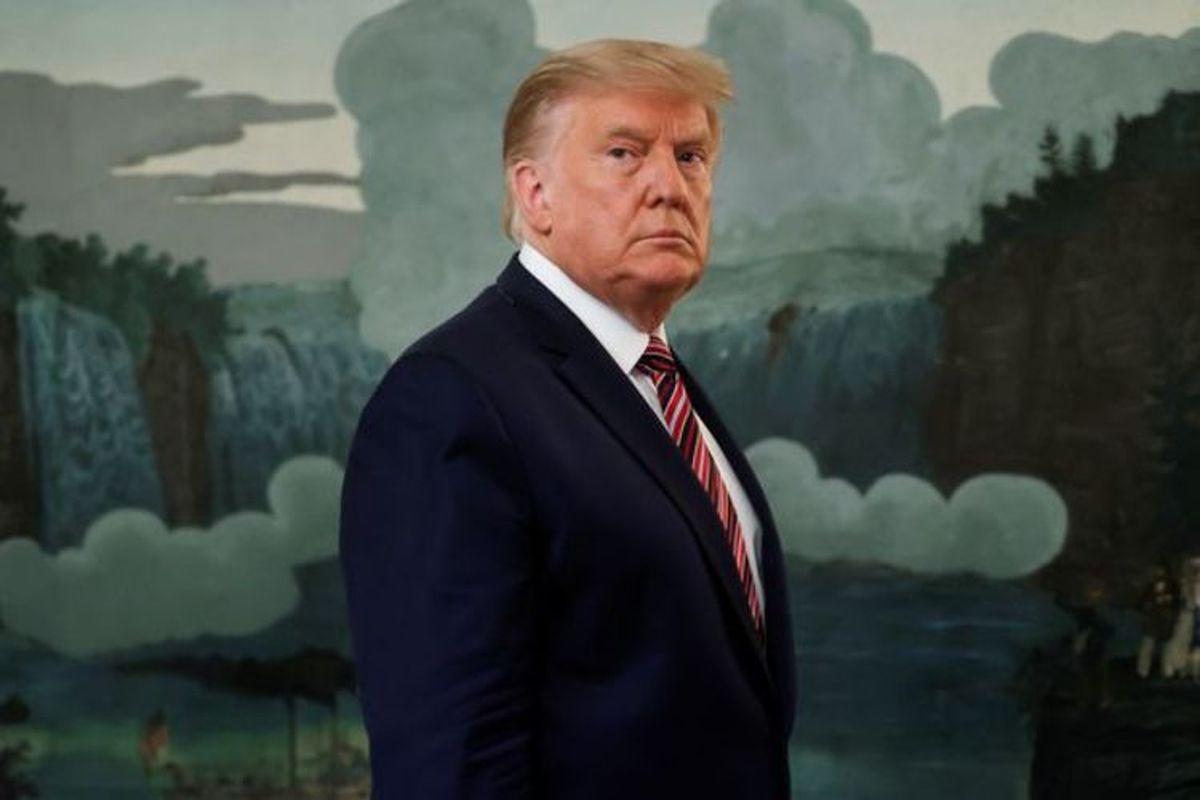 ترامپ   |   رییس جمهوری مریکا به سرنوشت ریچارد نیکسون دچار میشود؟