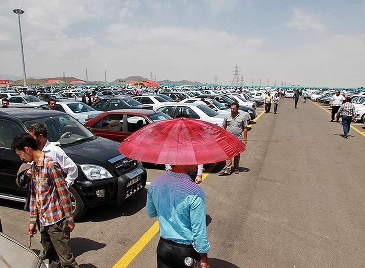 خودروهایی که در بازار مشتری ندارند، کدامند؟| افزایش قیمت خودروهای خارجی در بازار