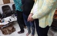 دستگیری باند سرقت ۱۰ میلیاردی از خانه اصفهانیها