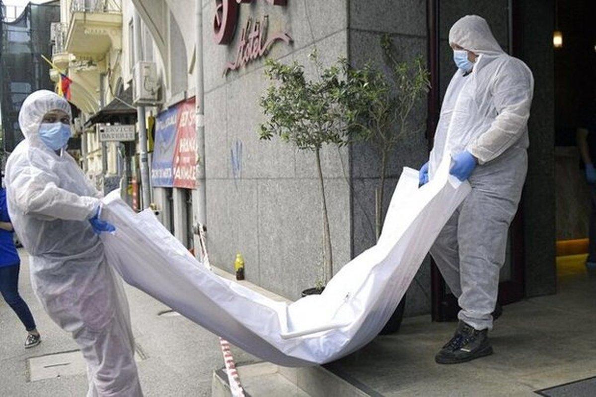 قاضی منصوری    |   چرا جسد قابل شناسایی نبود؟