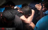 باند سارقان مسلح در اهواز به دام پلیس افتادند