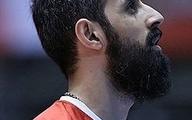 کاپیتان تیم ملی والیبال   تست کرونای سعید معروف مشخص شد