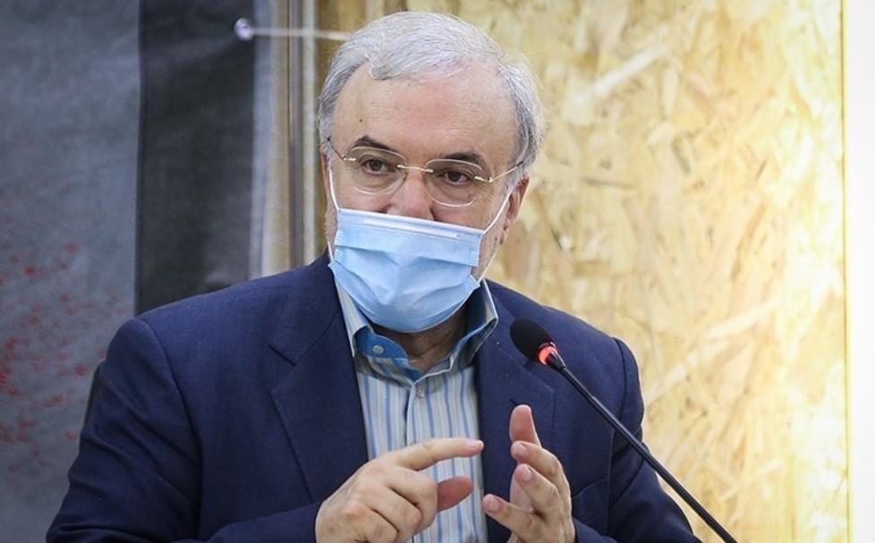 وزیر بهداشت: دلیل مرگهای ۳ رقمی کرونا بیتوجهیها بود