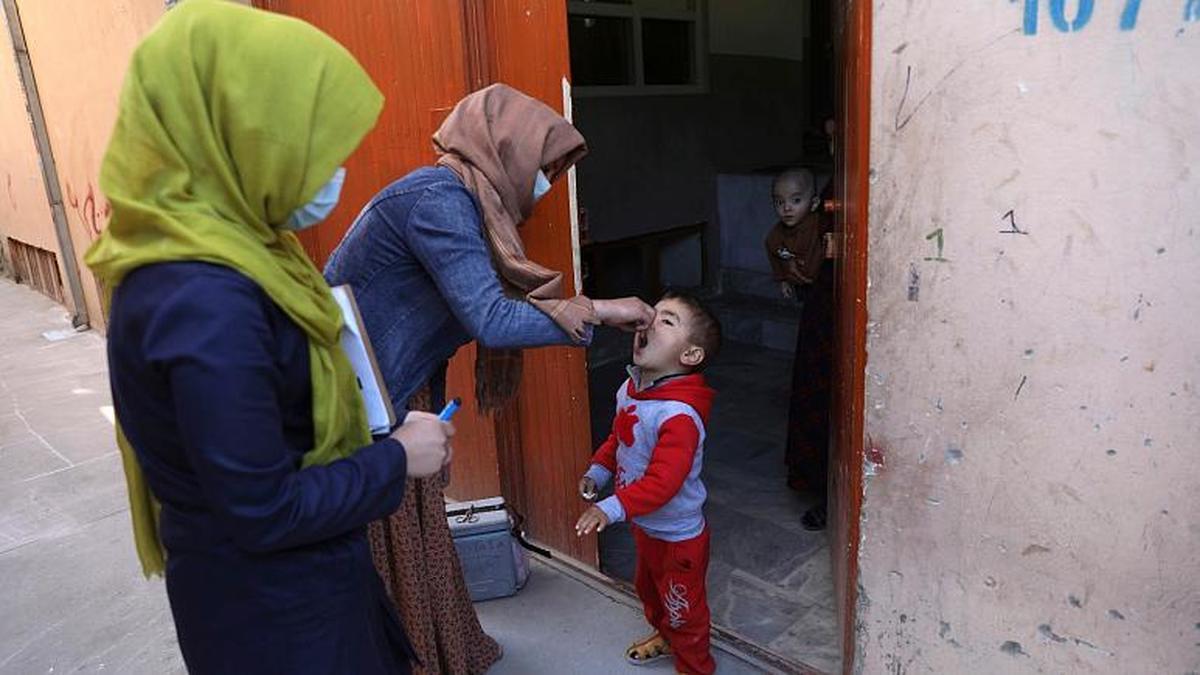 حمله افراد مسلح به اعضای کارزار واکسیناسیون فلج اطفال در افغانستان؛ سه زن کشته شدند