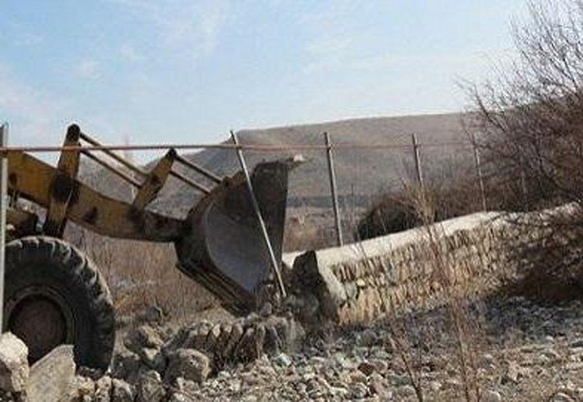 دستگیری اعضای باند زمینخواری  12نفر از اعضای اصلی باند زمین خواری در تهران دستگیر شدند