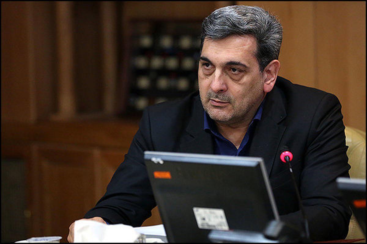 شهردار تهران برنامه ای برای حضور در انتخابات ندارد