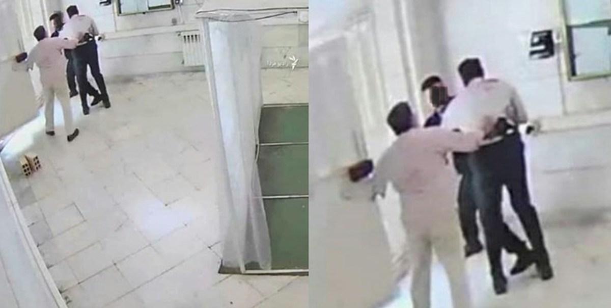 حاج محمدی: دو مامور خاطی اوین دو ماه قبل از انتشار تصاویر تنبیه شده بودند
