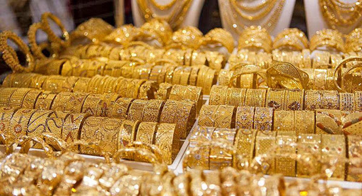 تغییر چشمگیر در قیمت طلا