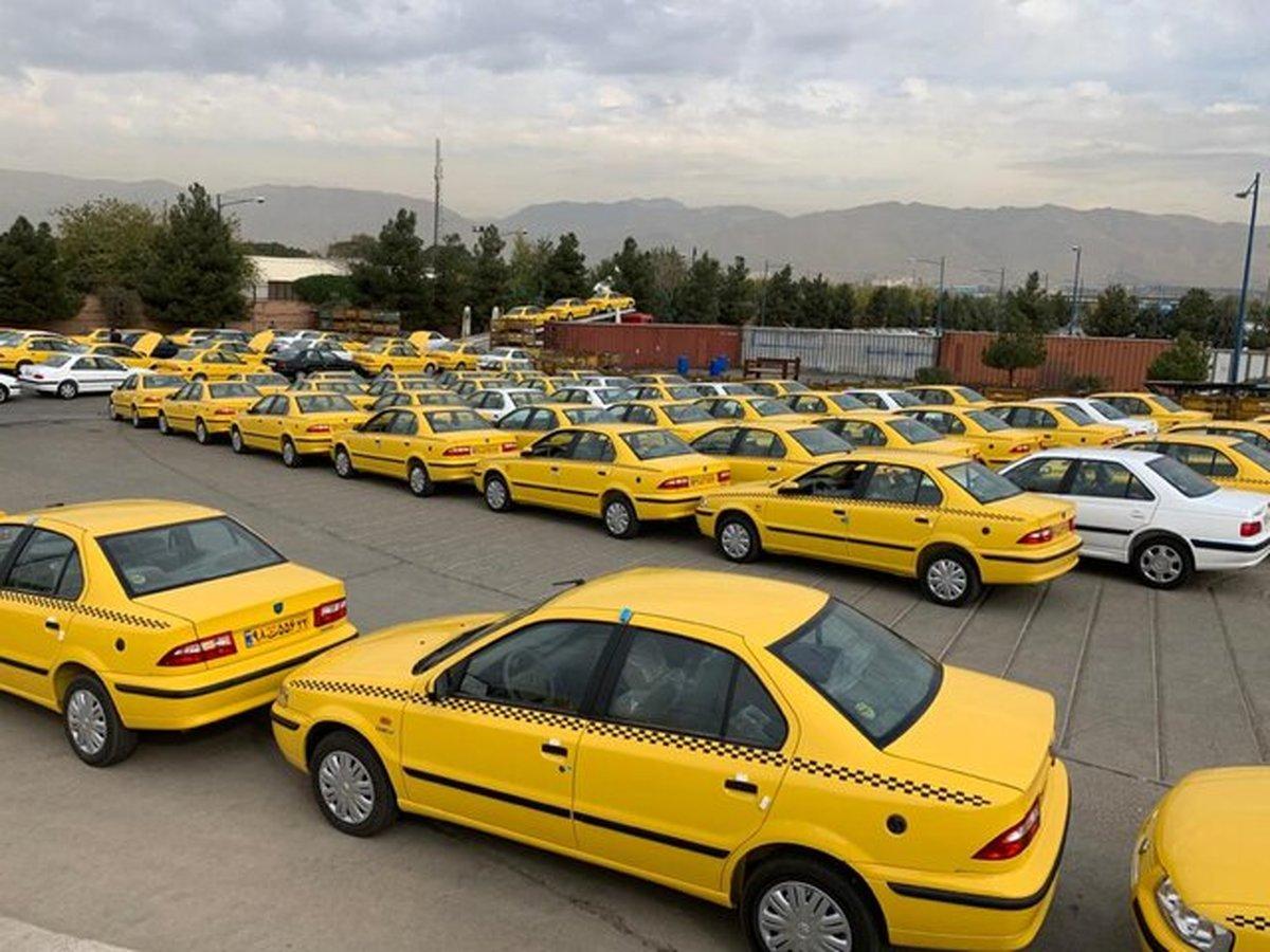 افزایش ۳۵ درصدی کرایه تاکسی ها از اول اردیبهشت