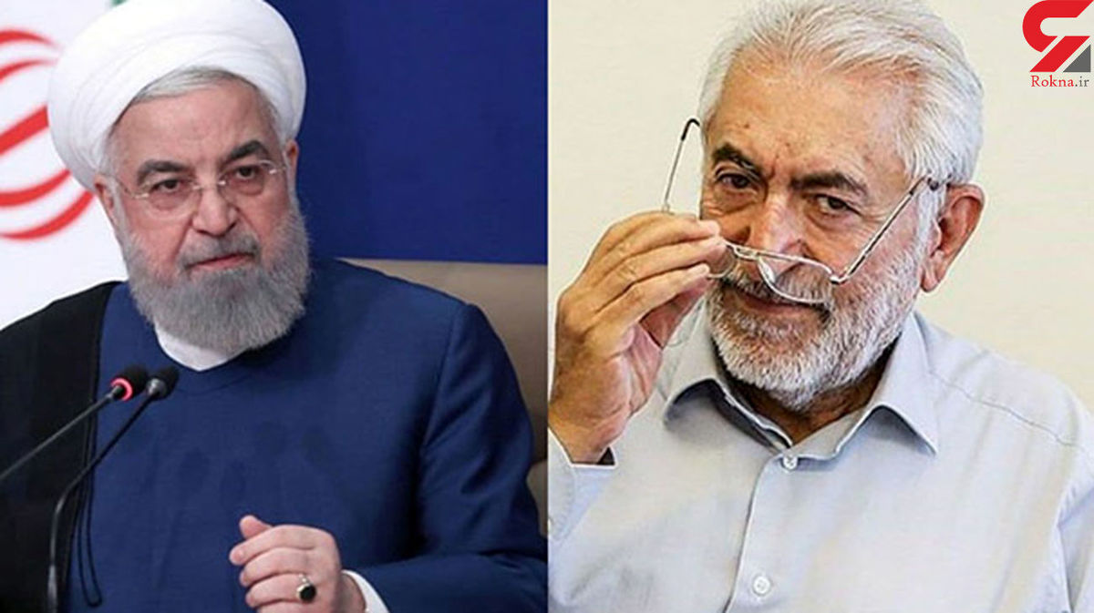 غرضی: آقای روحانی عذرخواهی شما بی فایده است! | مشکلات موجود زیر سر احمدی نژاد و شما است