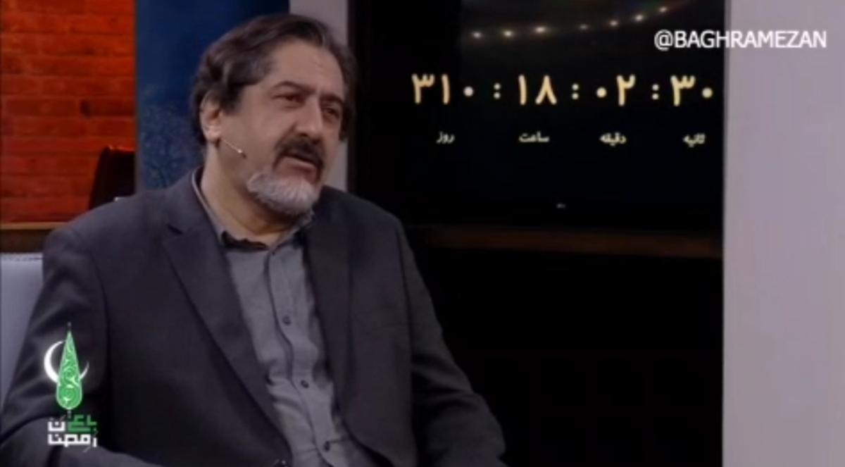 گلایه حسام الدین سراج از مسئولان + ویدئو