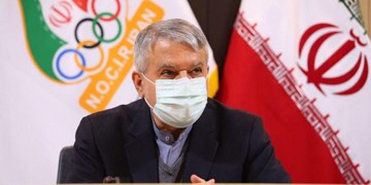 رئیس کمیته ملی المپیک   |   المپیک ژاپن صددرصد برگزار میشود