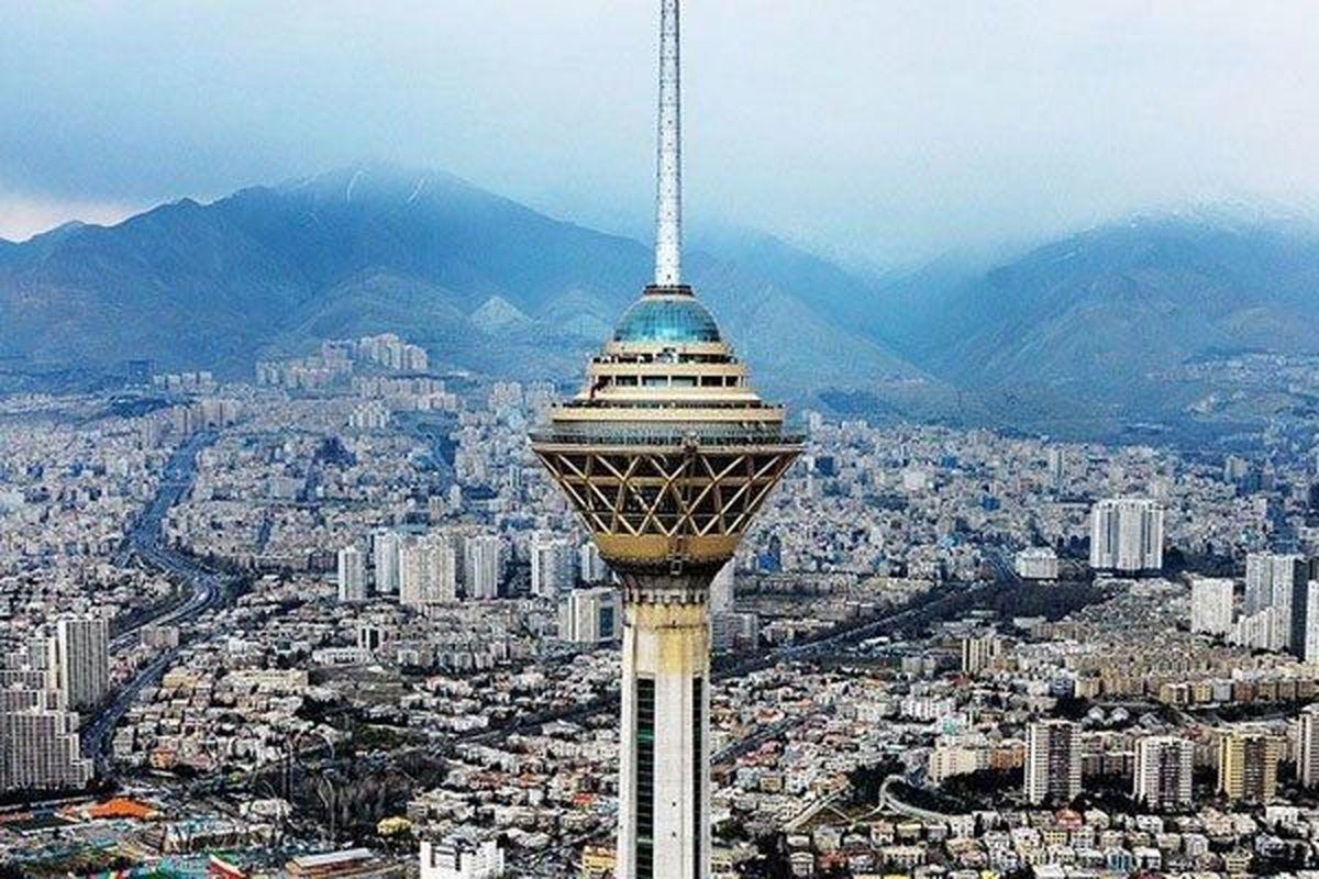 تداوم افزایش نسبی دمای تهران | هوای پایتخت ناسالم برای گروههای حساس