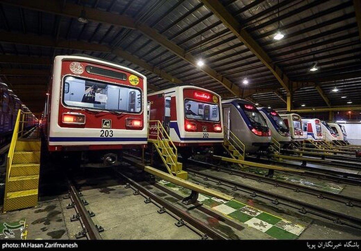سرویسدهی رایگان متروی تهران در روز عید سعید فطر تا پایان نماز