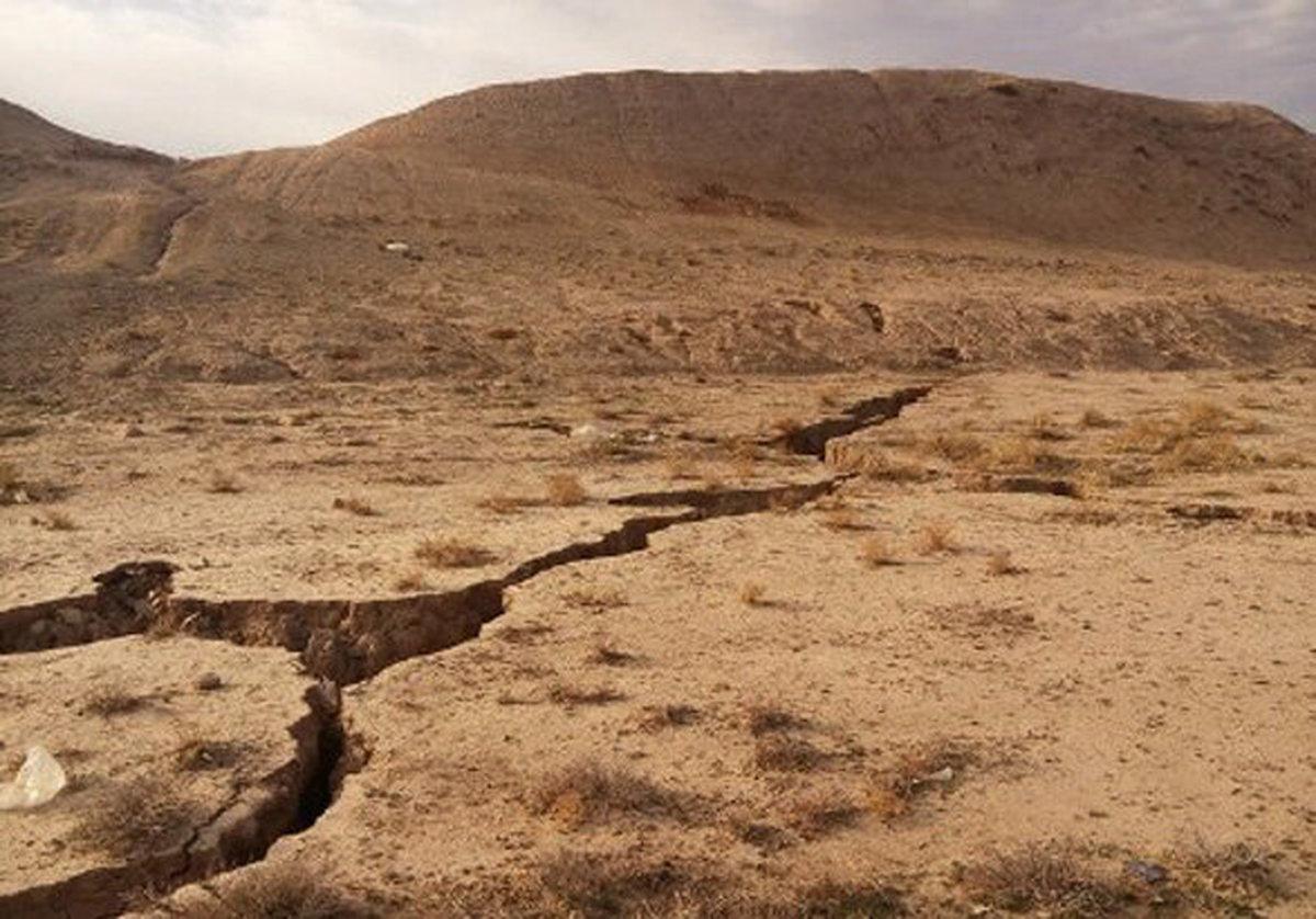 درگیری ۲۹ استان ایران با فرونشست   ایران در حال نشست است