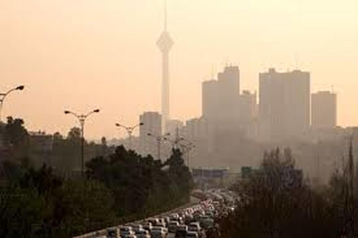 آلودگی هوا  |   تعطیلی یکی دو روزه تهران به دلیل آلودگی هوا