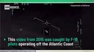 پنتاگون پرواز اشیاء پرنده مجهول در آسمان آمریکا از سال ۲۰۰۴ تا ۲۰۲۰ را تایید کرد