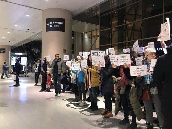 جامعه ایرانی- آمریکاییها در دوران ترامپ؛ از ممنوعیت سفر تا ترس از جنگ