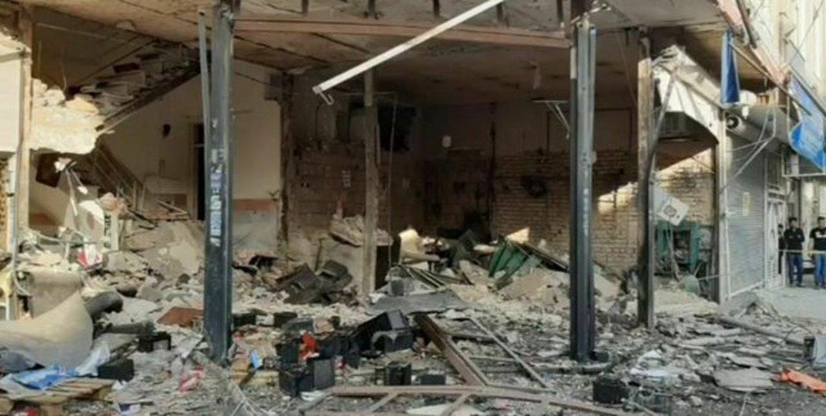 آخرین جزییات انفجار نسیم شهر | علت حادثه در دست بررسی است
