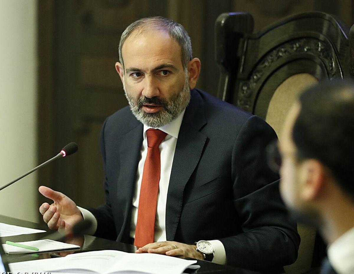 نخست وزیر ارمنستان: درخواست استعفای من یک کودتای نظامی بود