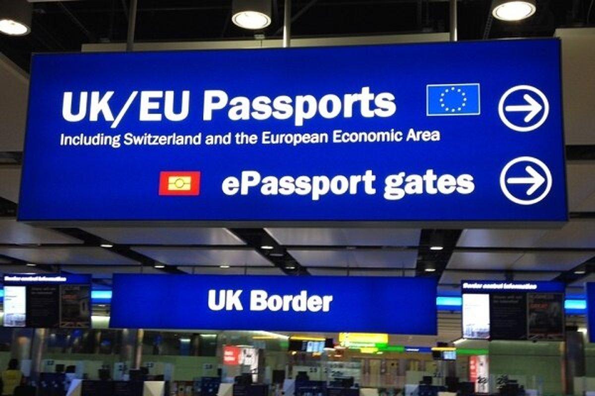 مرزهای انگلیس دیجیتال سازی می شوند کنترل جدی ورود پناهجویان
