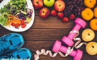 رژیم غذایی مناسب درحین ورزش