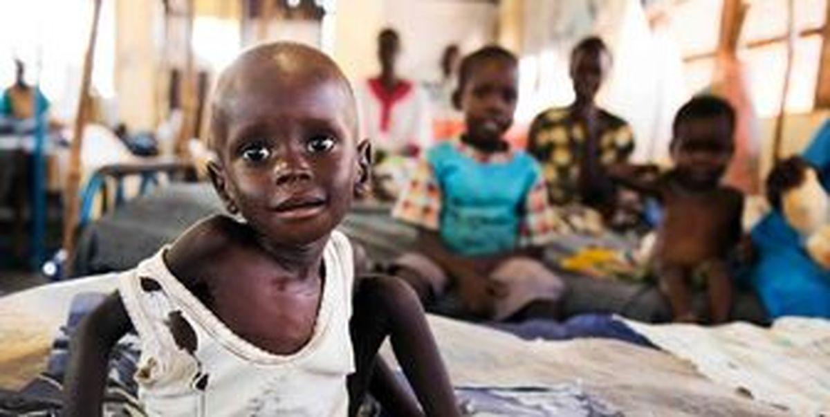 گزارش تلخ سازمان ملل درباره کودکان سودانی
