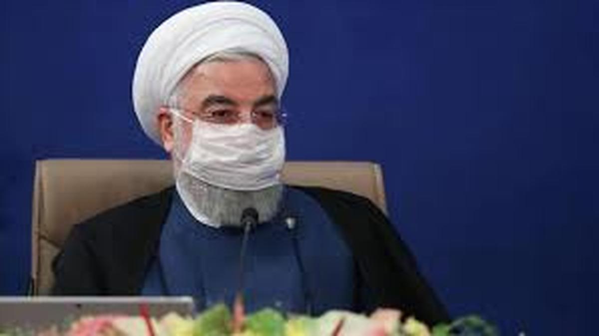 تحریم | روحانی: محیط زیست همواره از دغدغهها و اولویتهای مهم دولت تدبیر و امید بوده است
