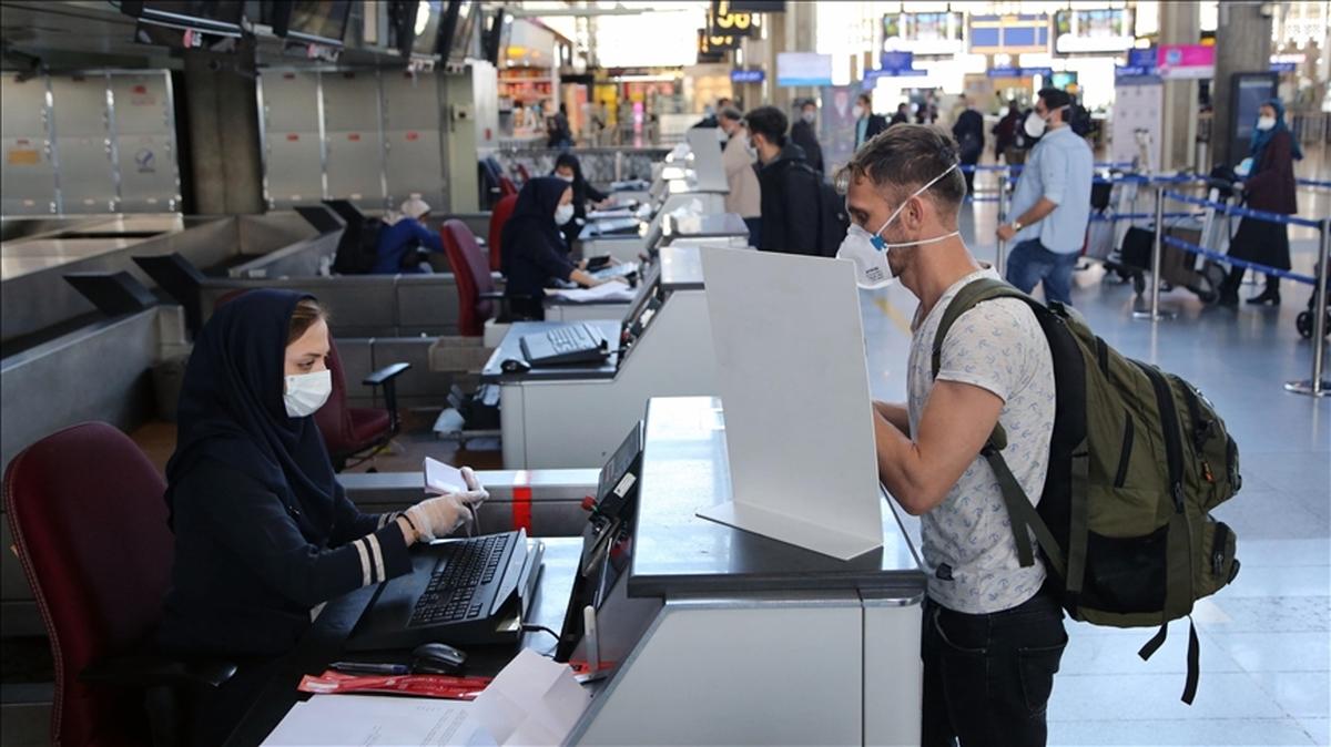 ویروس جهش یافته انگلیسی |  دستورالعمل جدیدبرای ورود مسافران به ایران