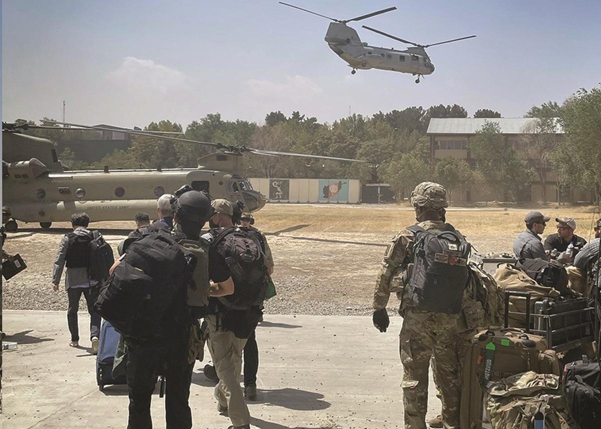 ارتشهای وابسته به آمریکا چگونه شکست میخورند
