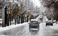 هواشناسی  |   بارش برف و باران در ۲۲ استان   |   از سفرهای غیرضروری خودداری کنید