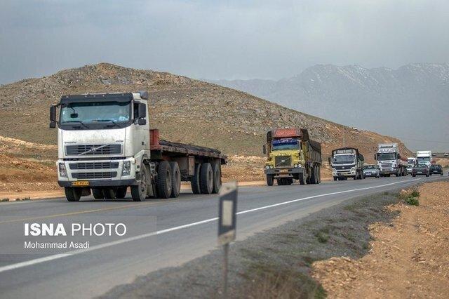 اعتصاب کامیونداران در مرز افغانستان