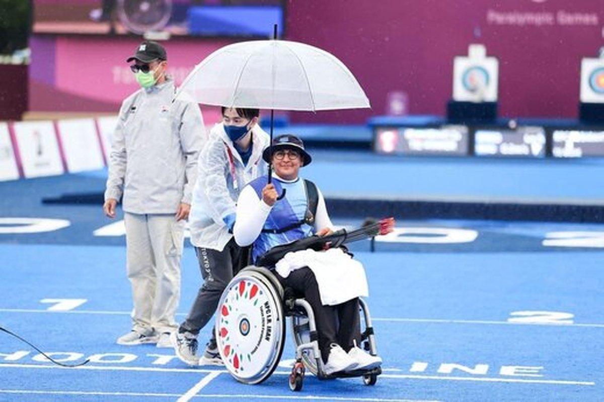 نعمتی نهمین مدال طلای ایران را گرفت