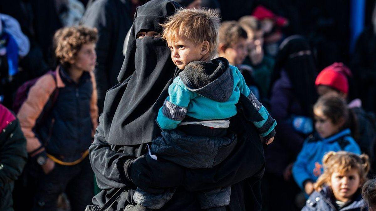 وضعیت خانوادههای داعش در کمپ سوریه |  تلاش آلبانی برای خروج کودکان