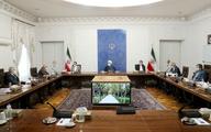 روحانی: هیجان زدگی کاذب نباید بورس را متاثر کند | ارز صادرکنندگان به بازار عرضه شود
