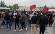 اعتراضات گسترده در عراق در اعتراض به نتایج انتخابات | معترضان مسیر بغداد به بابل و صلاح الدین را بستند