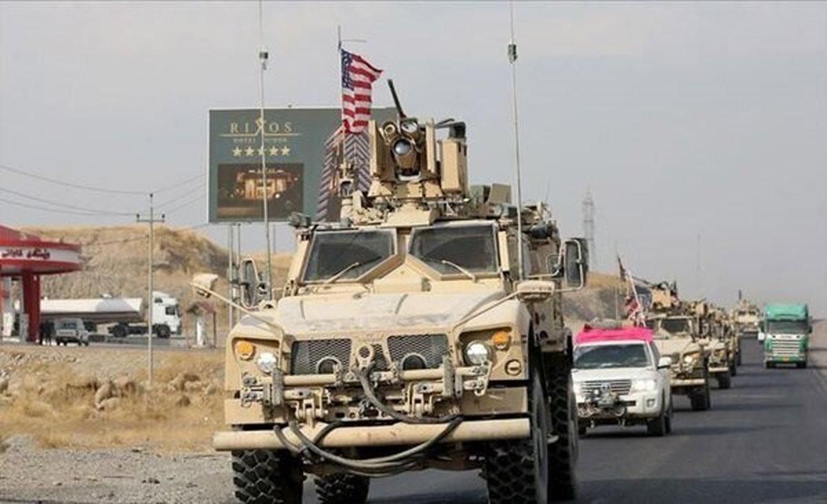 وسیله انفجاری  | جزئیات انفجار در مسیر کاروان ائتلاف آمریکا در عراق