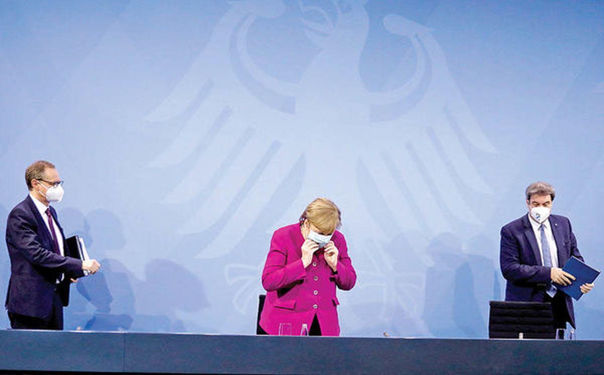شکست سنگین حزب مرکل در انتخابات محلی | شاید آلمان میزبان اولین صدراعظم «سبز» شود