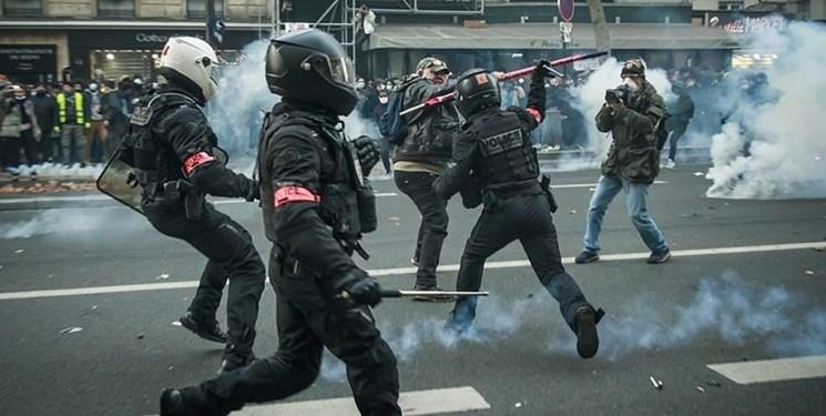 فرانسه  |  لغو لایحه جنجالی منع فیلمبرداری از پلیس
